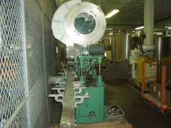 Some of our equipment at Polk Machinery